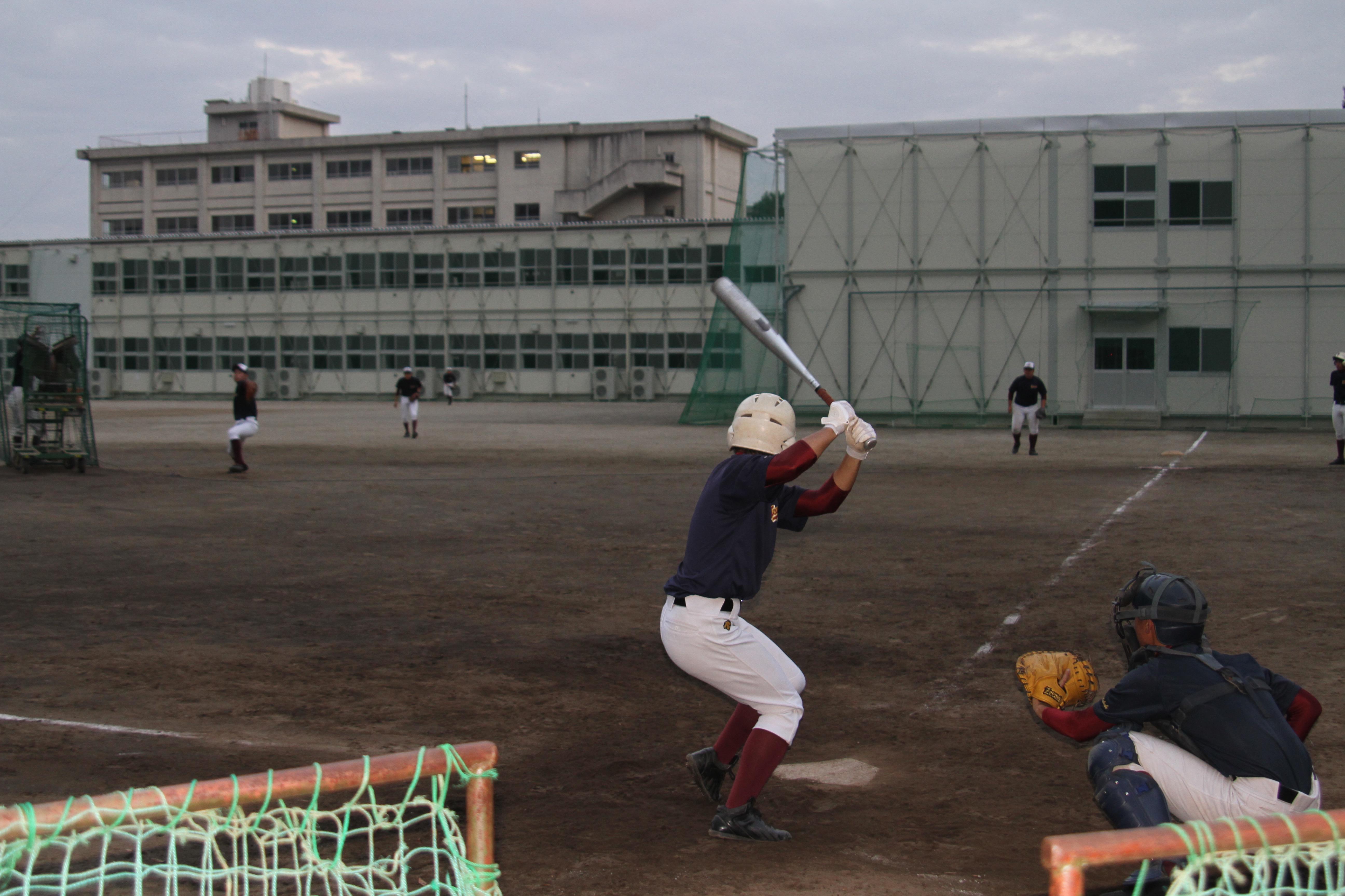 【津久井浜 野球部】津久井浜流「ホームランを打つ練習」