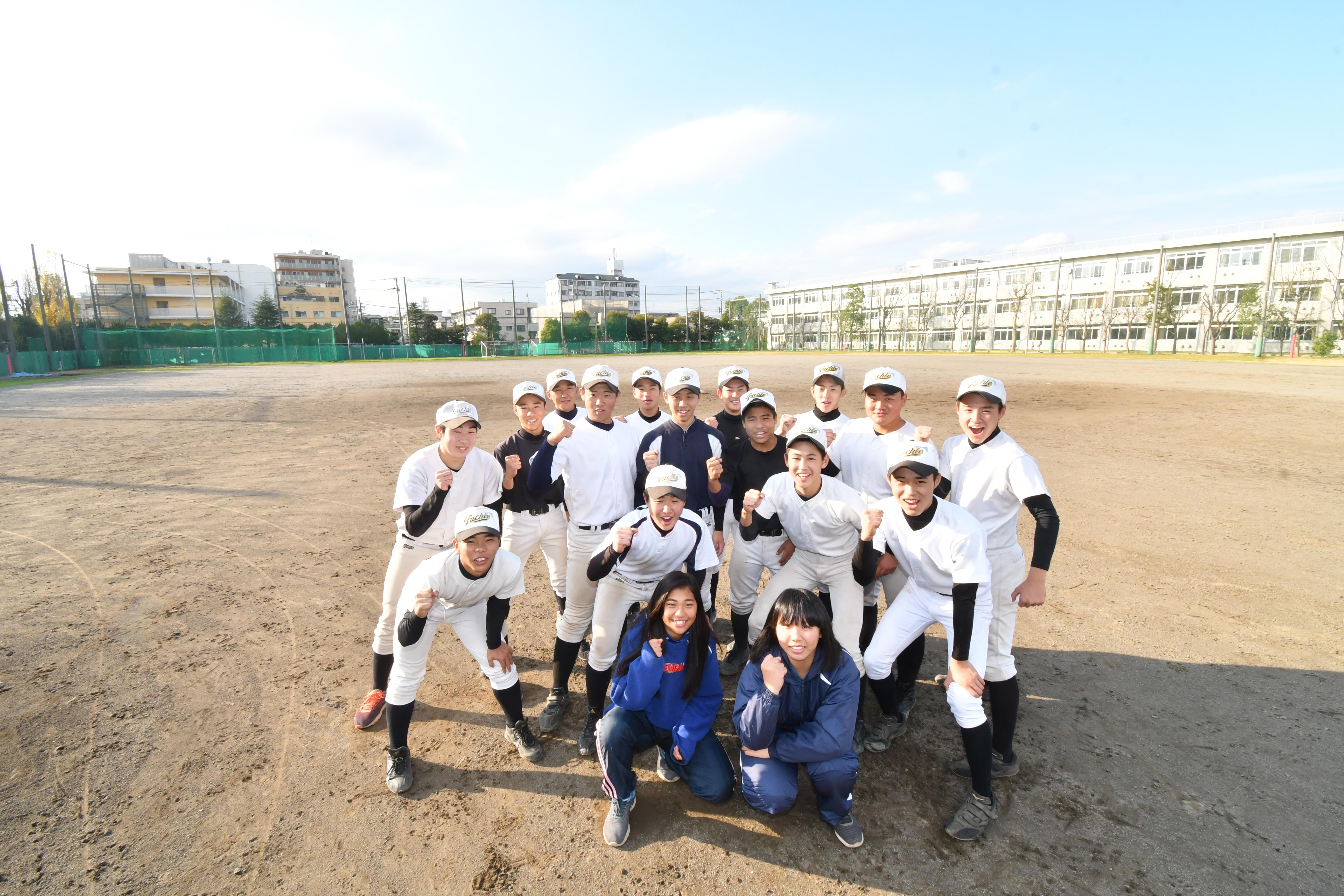 【淵江 野球部】「一致団結」のチーム強化