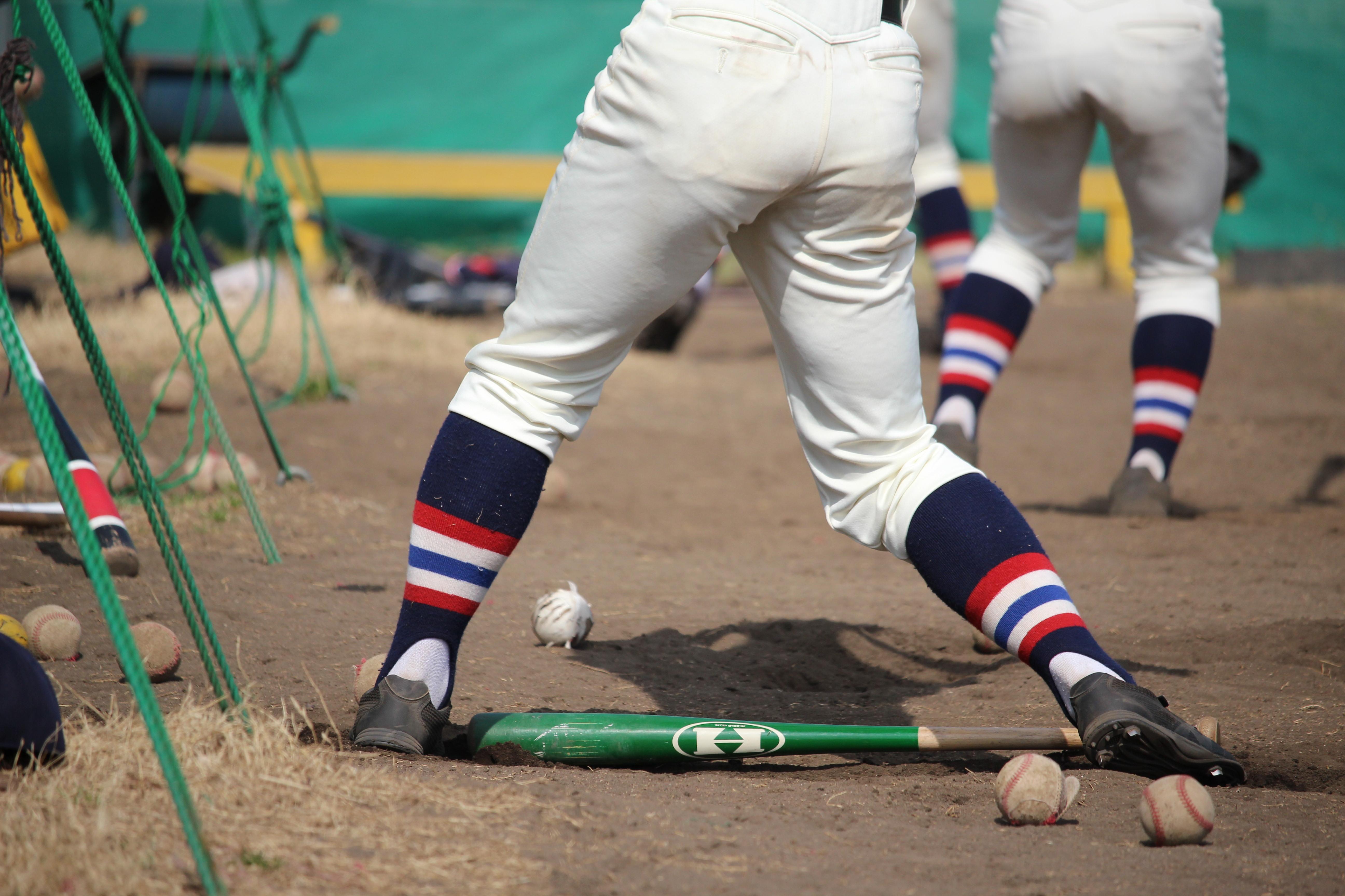 【柏木学園 野球部】江ノ島ラン