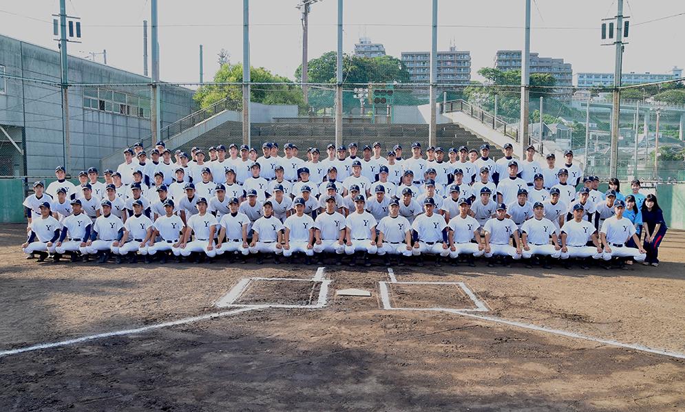 【横浜商 野球部】「攻めて、攻めて、攻めまくる」