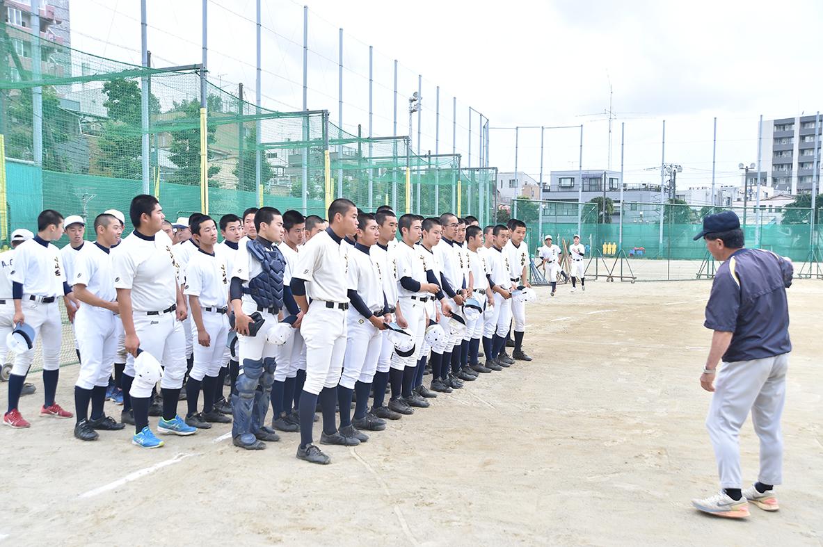 【小山台 野球部】野球日誌