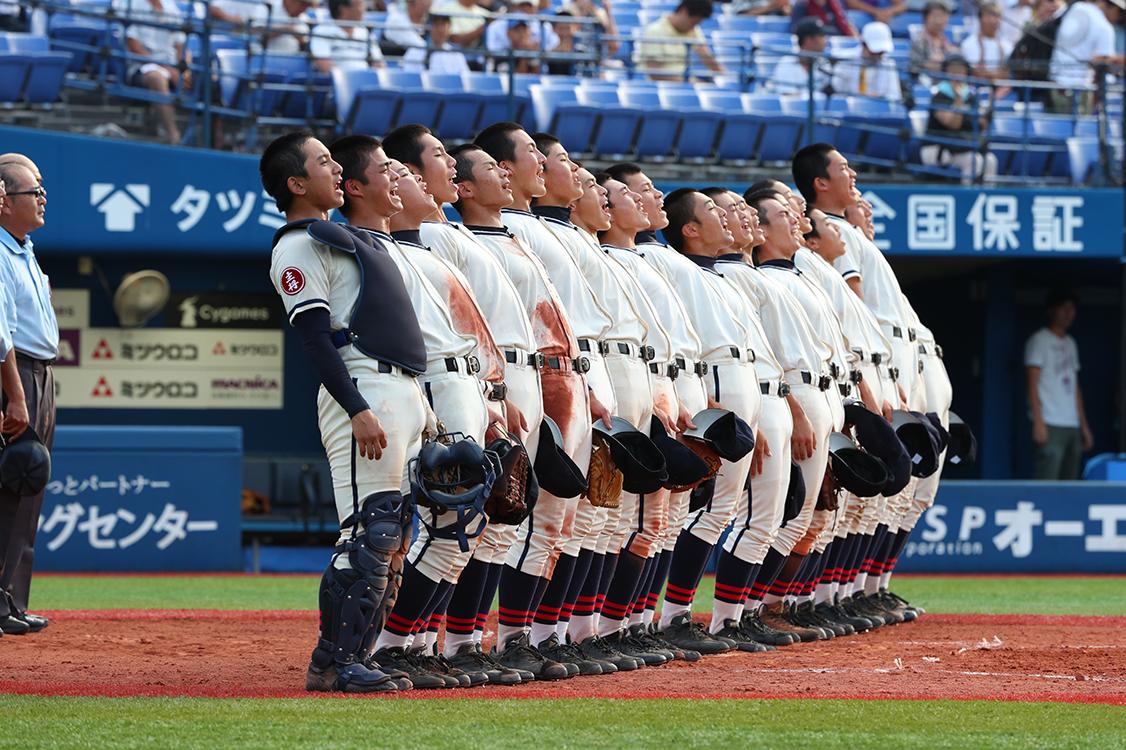 【鎌倉学園 野球部】夏の第1シード