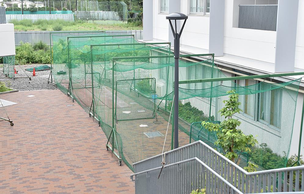 【板橋 野球部】今年度末に新校庭が完成予定