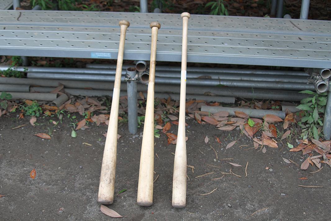 【横須賀大津 野球部】バットを使い分けた打撃練習