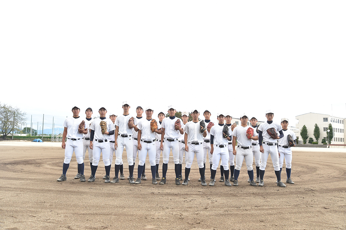 【明和県央 野球部】野球部専用グラウンドへ