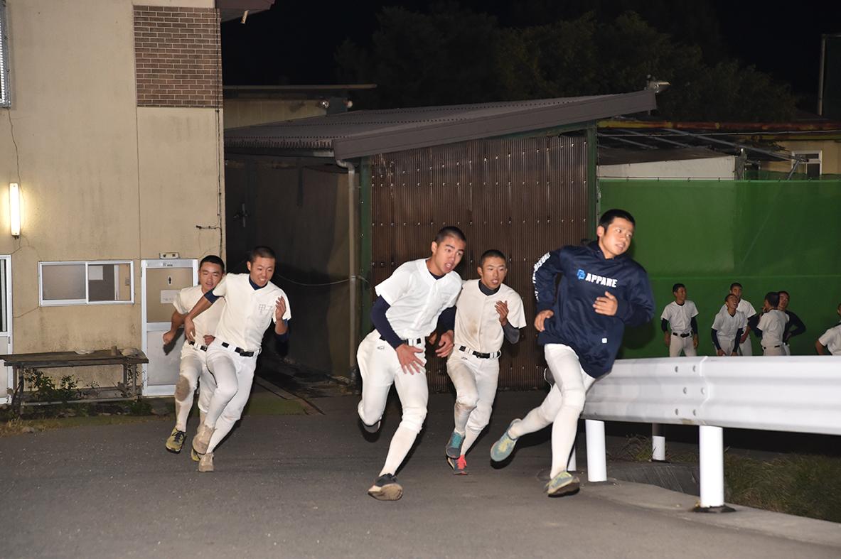 【利根商 野球部】坂道トレーニング