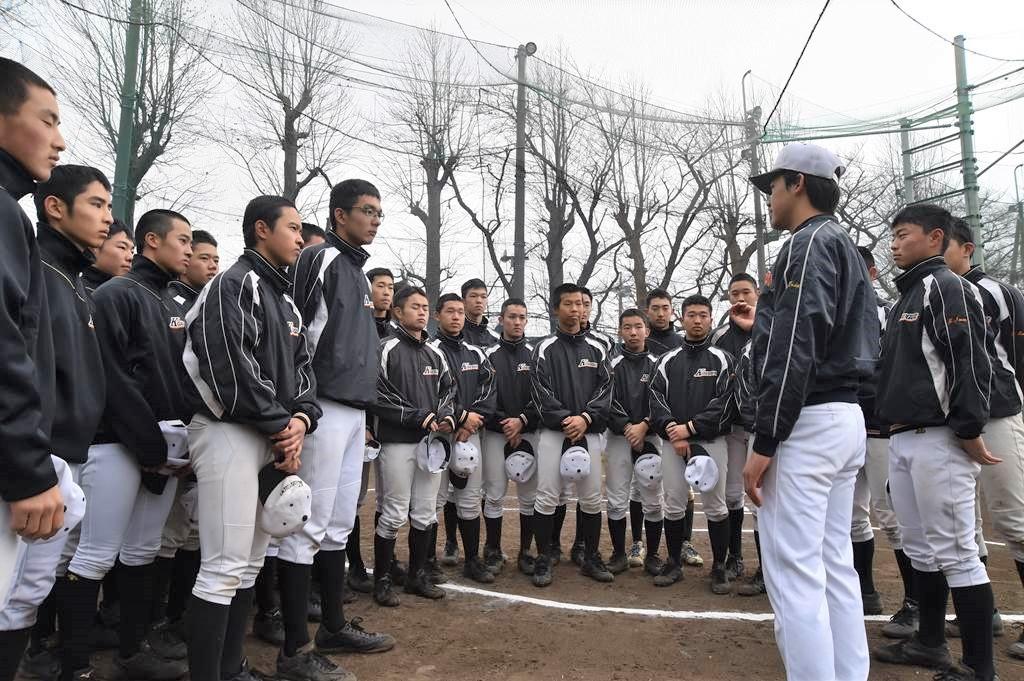 【川 和 野球部】『選手たちの学びを推奨』