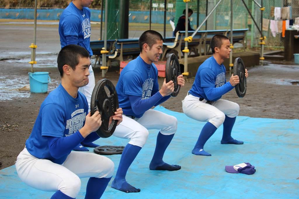 【駒大高 野球部】地獄の体幹トレーニング