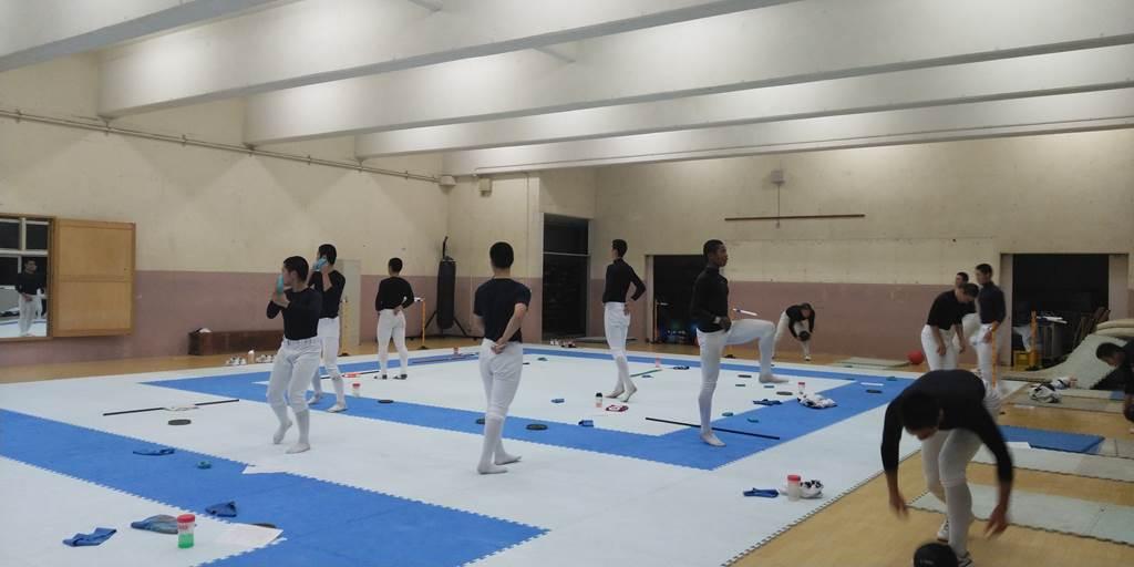 【静  岡 野球部】オフ期間のトレーニング