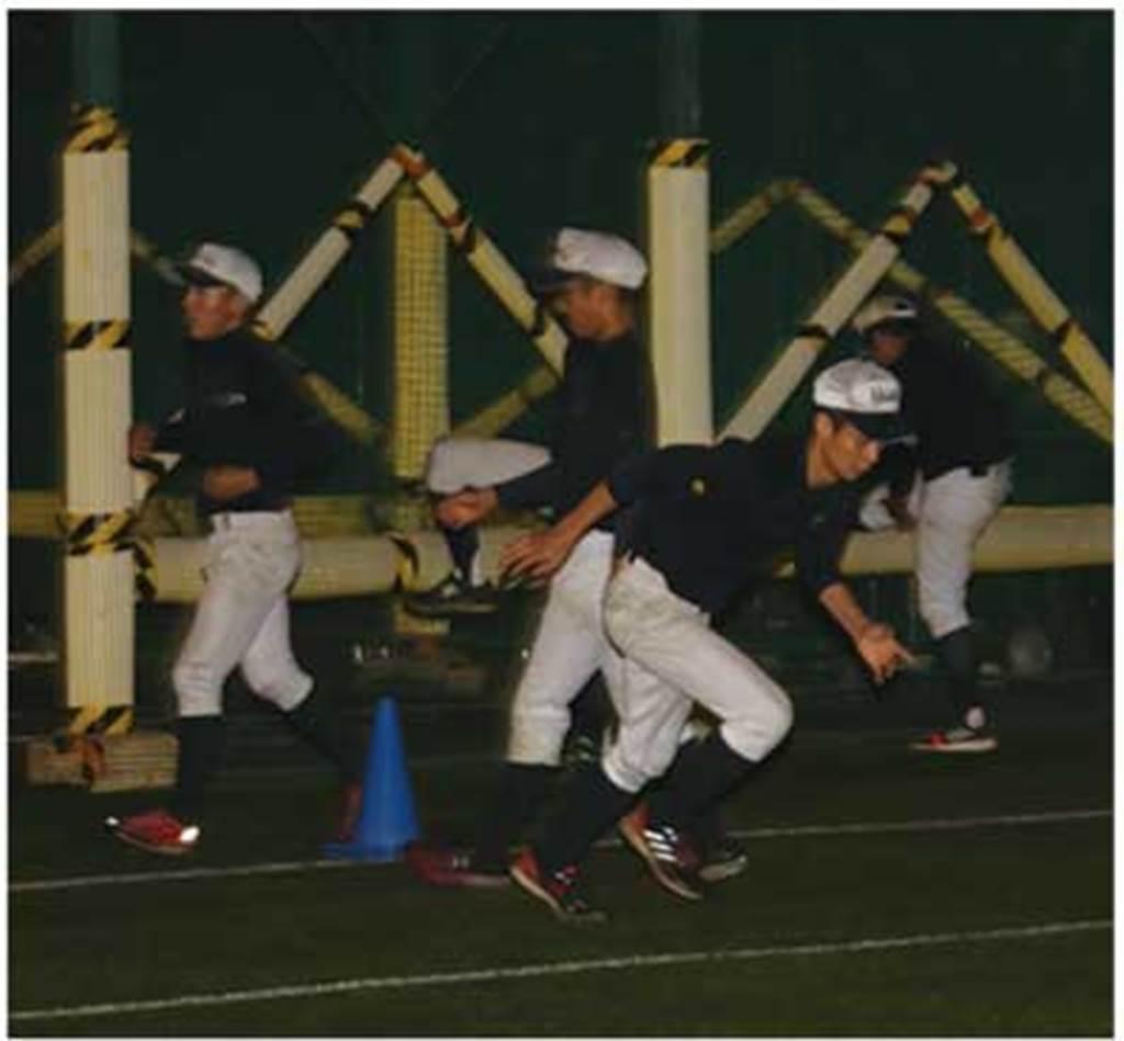 【静岡北 野球部】練習終わりのトレーニング