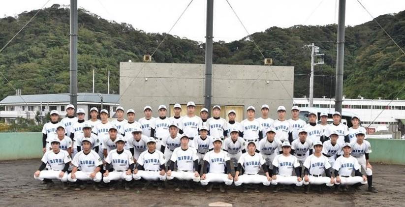 【三浦学苑 野球部】「結束」