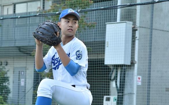 【青山学院】『主将のチーム分析・中山脩悟(2年=投手)』 #青山学院