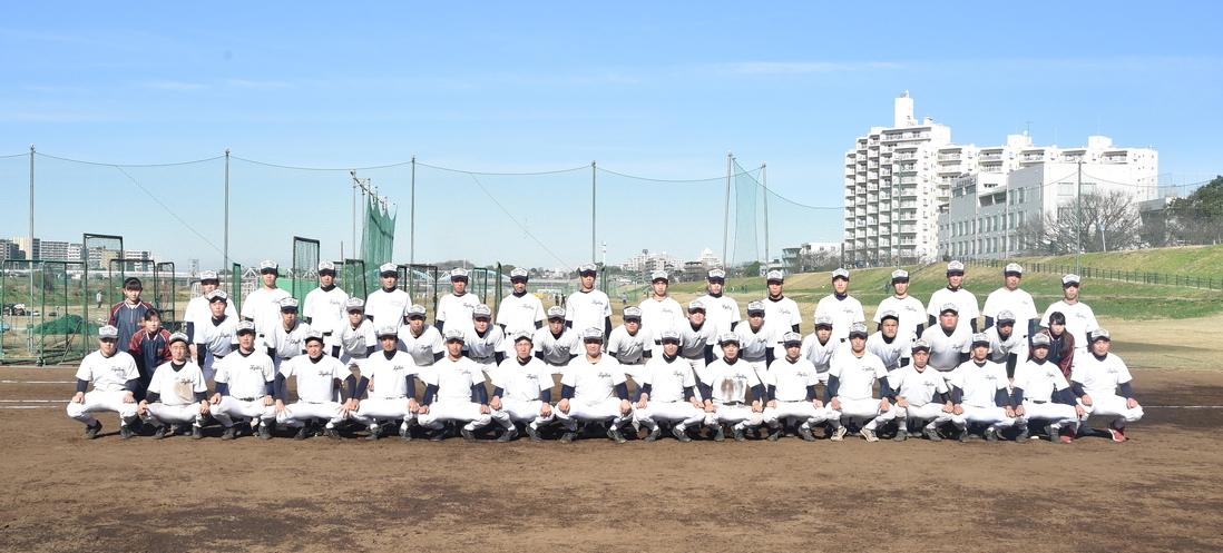 【東京実業 野球部】「破壊力」 #東京実業