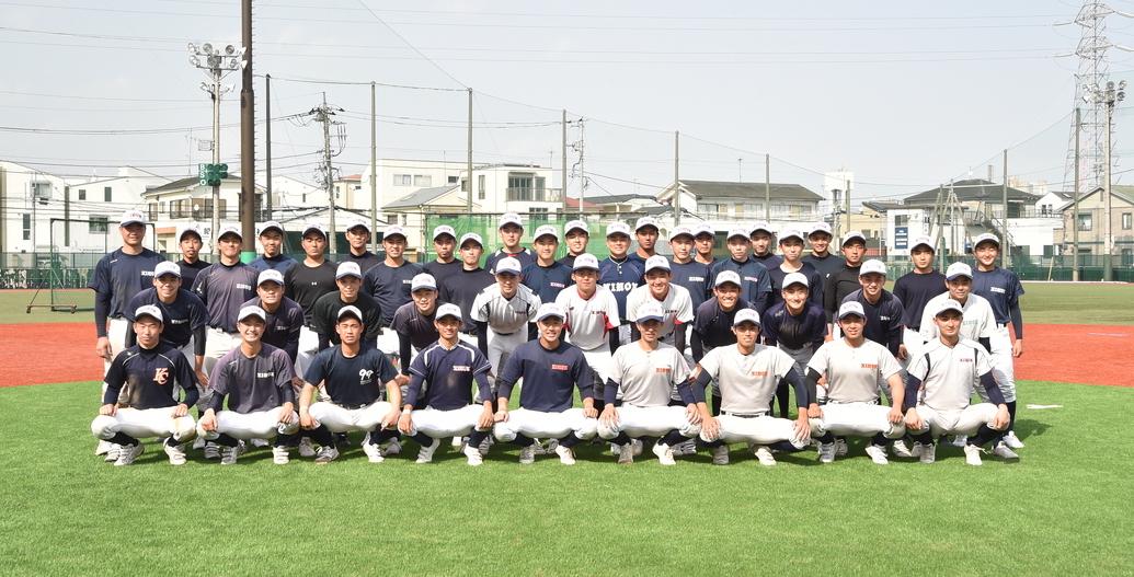 【日大高 野球部】「負けない野球」#日大