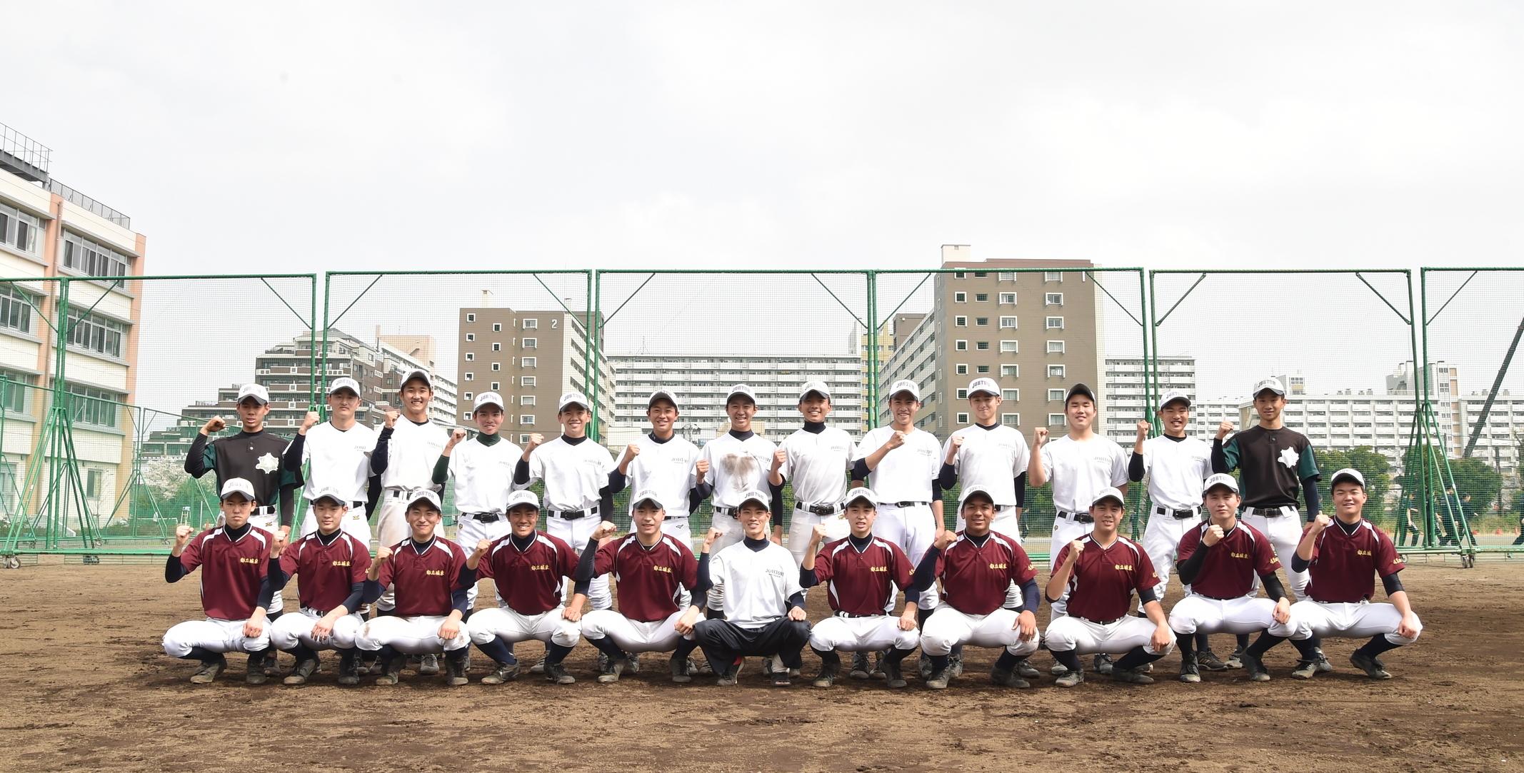 【城東 野球部】「結」  #城東