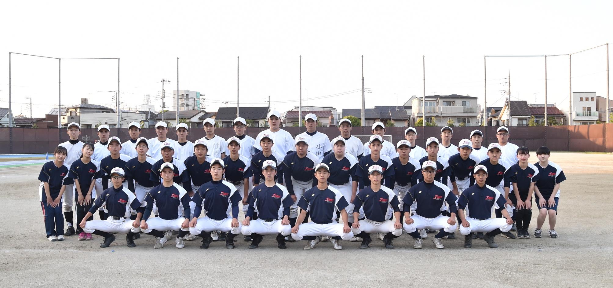 【板橋 野球部】  「心繋」 #板橋