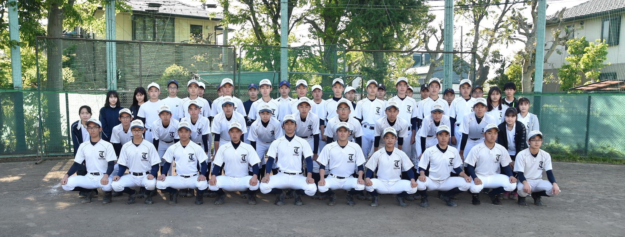 【豊多摩   野球部】「成長」 #豊多摩