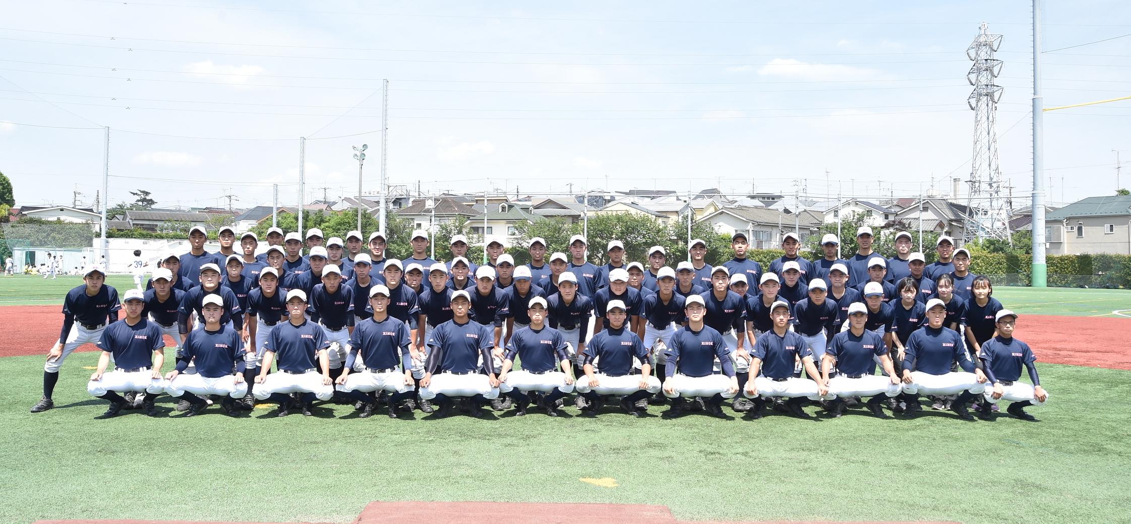 【日大鶴ヶ丘 野球部】「夏本領発揮」 #日大鶴ヶ丘