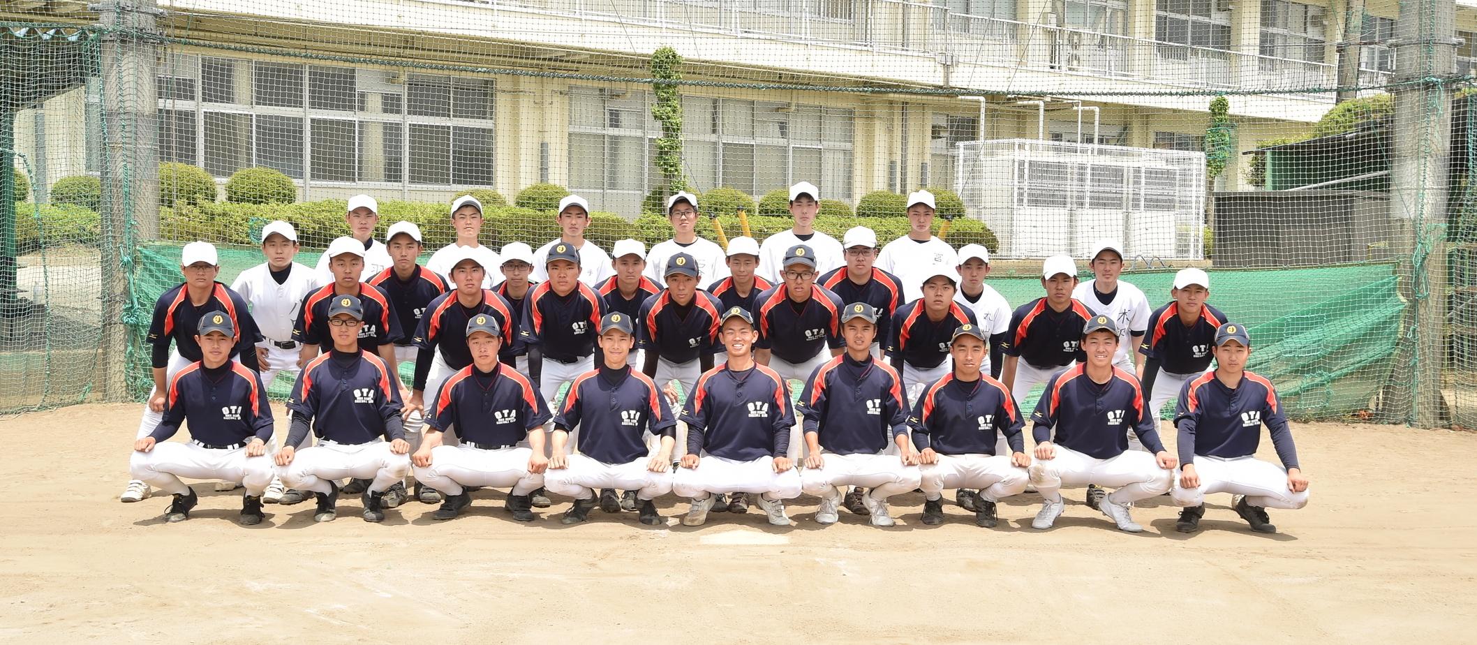 【太田 野球部】「本気の挑戦」#太田